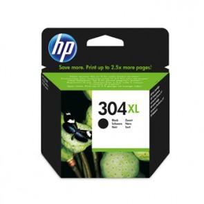 Tinteiro Original p/ HP DeskJet 3700/3720/3730 (N9K08A) Nº304XL - Preto (Alta Capacidade)